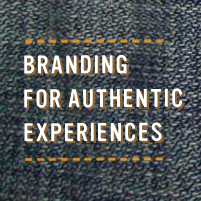 Branding for Authentic Experiences