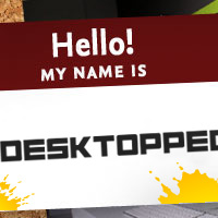 Welcome, Desktopped – A Community For Sharing Computer Setups