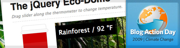 Build a Thermometer Controlled Page with jQuery