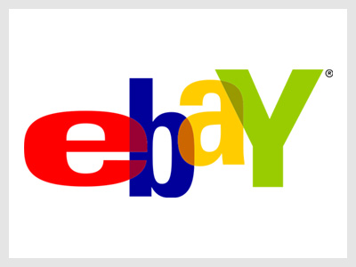Popular Website Logos Ebay � univers (modified)