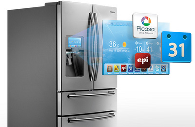 Samsung Fridge Applications