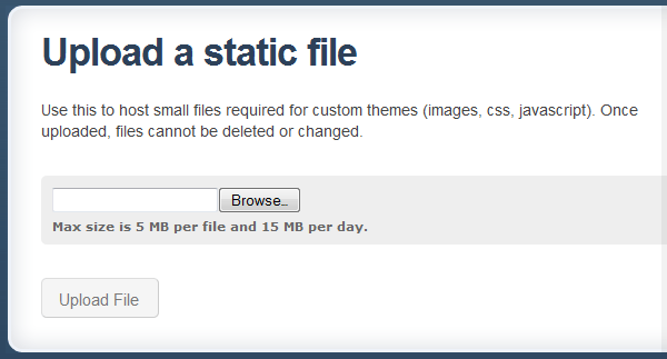 Tumblr's Static Uploader