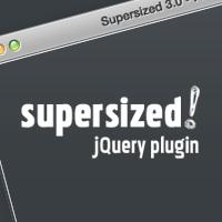 Supersized 3.0 – Full Screen Background & Slideshow jQuery Plugin